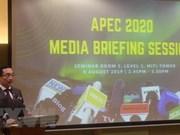 Acogerá Malasia año del APEC 2020