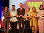 Celebran aniversario 52 de fundación de la ASEAN en Argentina y Chile