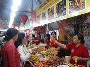 Inauguran Feria de Compras y Gastronomía Vietnam-Tailandia