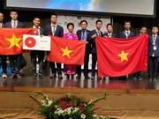 Vietnam gana una medalla de oro en Olimpíada Internacional de Astronomía y Astrofísica