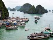 Promueven la protección del medio ambiente en Ha Long