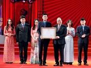 Asiste premier de Vietnam a ceremonia del 90 aniversario del periódico Lao Dong