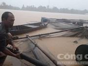 Desastres naturales matan siete personas en Vietnam