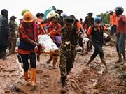 Lluvias monzónicas en Myanmar provocan 48 muertos