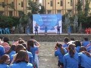 Conmemoran en provincia vietnamita Día Internacional de la Juventud