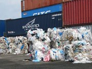 Expulsan de Vietnam más de 500 contenedores de desechos en primera mitad del año