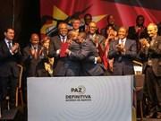 Felicita Vietnam a Mozambique por firma del acuerdo de paz