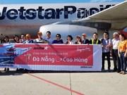 Abre aerolínea vietnamita nueva ruta entre ciudades de Da Nang y Kaohsiung