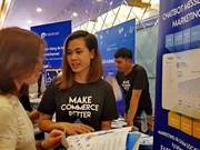 Debaten en Hanoi medidas para impulsar marketing en línea