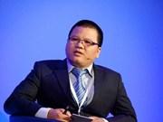 Jurista vietnamita entre líderes jóvenes de Asia 2019