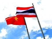 Crean oportunidades para cooperación comercial entre empresas vietnamitas y tailandesas