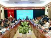 Fortalece Academia Nacional de Política Ho Chi Minh cooperación internacional