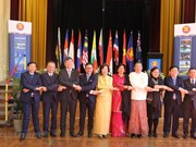 Celebran en Australia el aniversario 52 de la fundación de la ASEAN