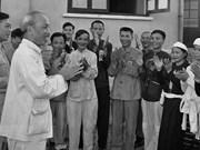 Inauguran en Hanoi exposición sobre Testamento de Ho Chi Minh