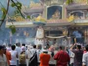 Reconocen Festival Linh Son Thanh Mau como patrimonio cultural inmaterial de Vietnam