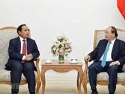 Vietnam dispuesto de cooperar con Laos en trabajo de inspección