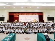 Dialogarán niños vietnamitas con dirigentes nacionales durante foro infantil