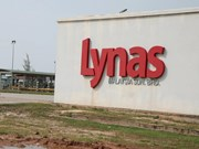 Extiende Malasia licencia a empresa productora de tierras raras de Australia