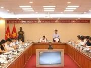 Pide Vietnam a robustecer desempeño de la prensa en lucha anticorrupción