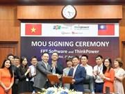 Provee empresa vietnamita soluciones tecnológicas a mercado taiwanés