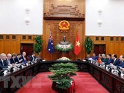 Vietnam y Australia por ampliar asociación estratégica