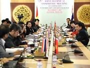 [Fotos] Impulsan la VNA y entidad de Tailandia cooperación en producción de informaciones para el exterior