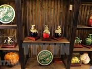 [Fotos] Artículos de cerámica para el año de la rata