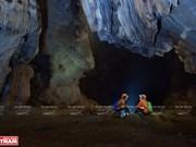 Descubriendo la cueva de Cha Loi