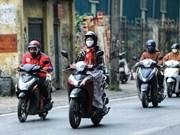 Hanoi en la primera temporada de frío intenso del año