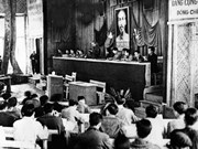 Segundo Congreso Nacional del Partido Comunista de Vietnam: Liderar la resistencia hasta vencer