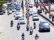 Intenso calor en Hanoi, máxima llega a los 40 grados