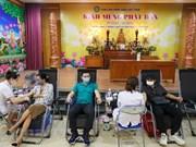 Organizan en Hanoi programa donación de sangre