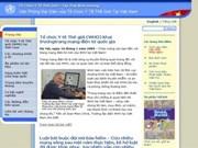 WHO abre nueva página en lengua vietnamita