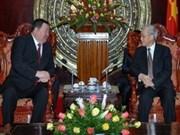 Viet Nam y Mongolia intensifican cooperación
