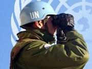 Apoyan reforma de operaciones de paz de ONU