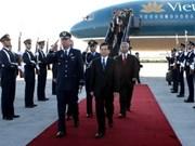 Viet Nam- Chile: Conversaciones cumbre