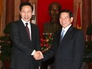Viet Nam- Sudcorea: Conversaciones cumbre