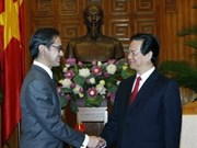 En Viet Nam canciller indonesio