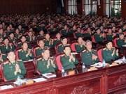 Dirigente vietnamita destaca papel de ejército