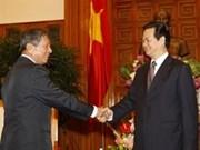 Destacan cooperación religiosa Viet Nam- Myanmar