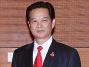 Actividades del premier vietnamita en EE.UU