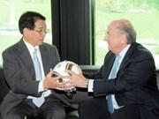FIFA respalda a Viet Nam como sede de Mundial Femenino