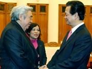 Viet Nam e Indonesia refuerzan relaciones