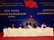 Miles de delegados al congreso nacional del PCV