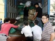 Donaciones a provincias afectadas por desastres