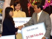 Recaudan fondos a los pobres vietnamitas