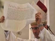 Nombran primer representante del Vaticano en Viet Nam