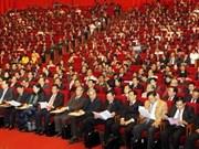 Felicitan cubanos al XI Congreso del Partido