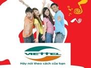 Viettel ofrece servicios en mercados extranjeros