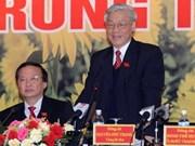 Clausuran XI Congreso del PCV